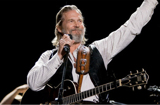 HEREC JEFF BRIDGES CHYSTÁ COUNTRY ALBUM!