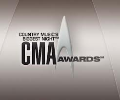 Country Music Association Awards 2012 - Nominace