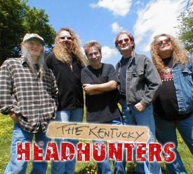KENTUCKY HEADHUNTERS V HALL OF FAME